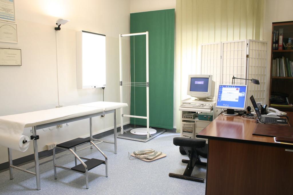 Foto 3 Stanza di posturologia